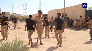 إدانة الجريمة البشعة التي ارتكبتها عصابة داعش الإرهابية في ليبيا - (24-8-2017)