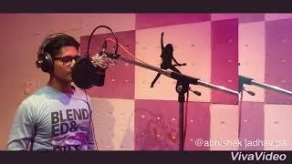 Dil diyan gallan| atif aslam | karaoke cover by abhishek jadhav
