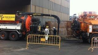 AST Grupo ROBOT FRESADOR. Limpieza y reparación de tuberías