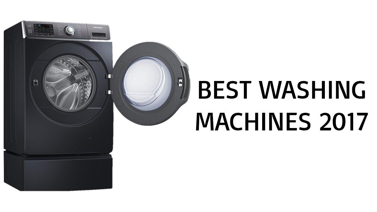 best washing machines 2017 top washing machine reviews. Black Bedroom Furniture Sets. Home Design Ideas