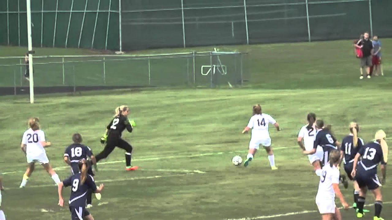 NCCS - AuSable Valley Girls  9-10-15