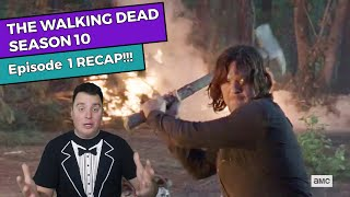 Walking Dead Season 10 Premiere Recap