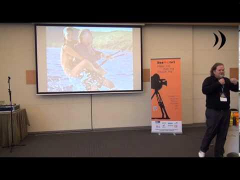 Presentation of Bart Becks (storytelling track Multi-Mania 2012)