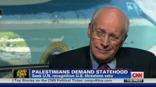 Dick Cheney says Hillary Clinton should run in 2012