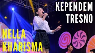 Kependem Tresno - Nella Kharisma ( Official Music Video ANEKA SAFARI )