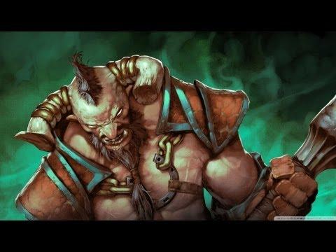 видео: dota 2 гайд centaur warchief