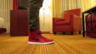 Air Jordan 1 Retro High Premier ON FEET