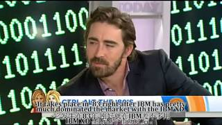 An interview ,Today with Lee Pace