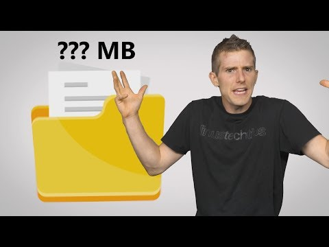 Thumbnail: What's the Largest Possible File Size?