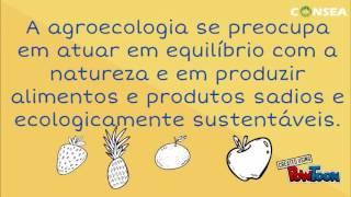 O que é agroecologia?