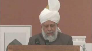 Inauguration of Baitun Nur Mosque, Canada - Part 10