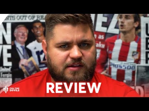 """Howson: """"MATA WAS EXCELLENT!"""" Chelsea 2-2 Manchester United LIVE REVIEW"""