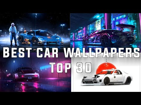 Top 30 Best Cars Wallpapers For Wallpaper Engine Download Links In The Description Youtube