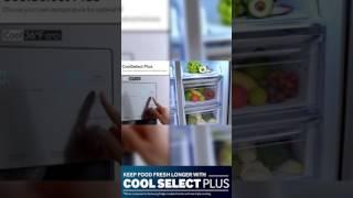 Samsung 4-Door Flex Refrigerator RF28K9070