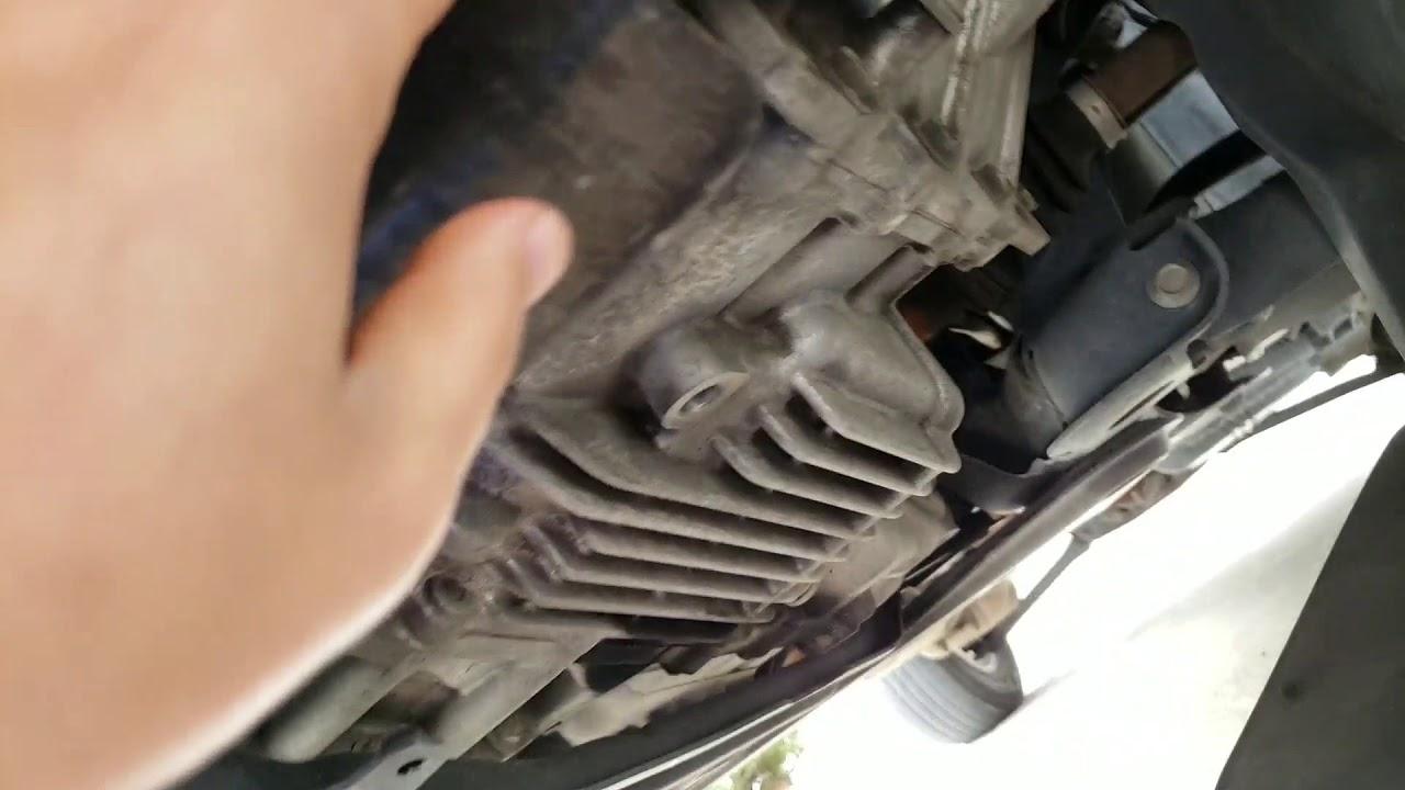 Ford Escape Hybrid Transmission Fluid Change