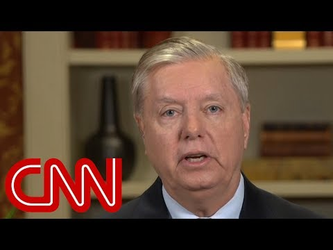 Graham to CNN anchor: That's a bunch of bulls***