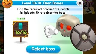 Dragon Land Episode 10-6 to 10-10 All Crystals, Keys, and Secrets Let's play pt 23