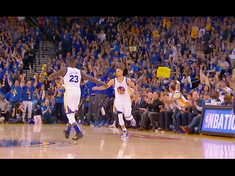 Warriors Ball Movement - 15/16