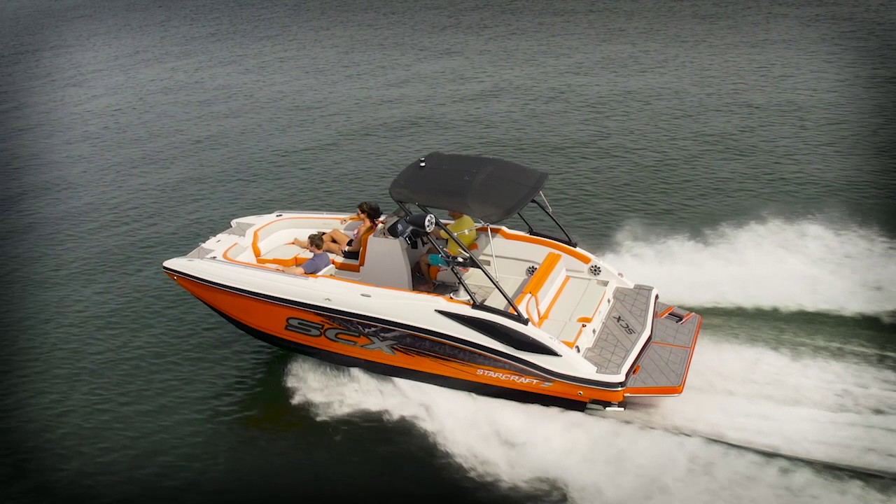 2017 Boat Buyers Guide - Starcraft SCX 231 Surf Edition