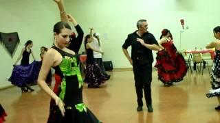 Soirée Danse Espagnole à la Tour sur Orb 19 Mai 2012