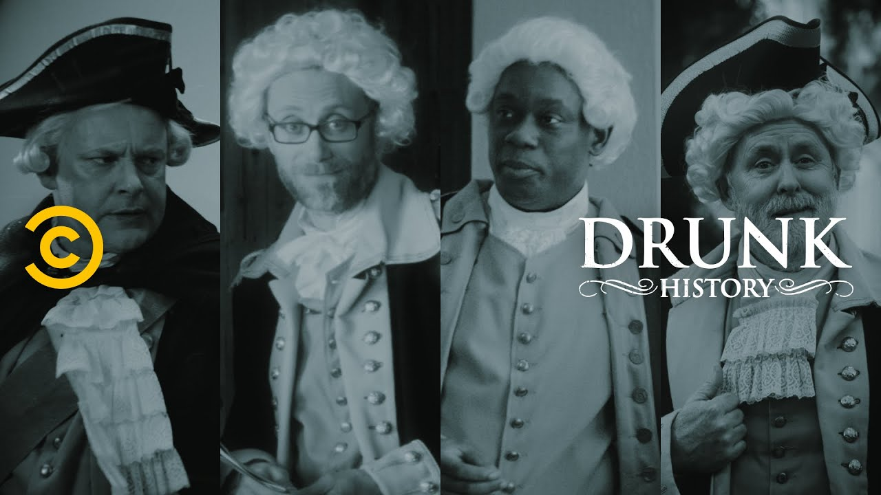 The Life of George Washington (feat. Lin-Manuel Miranda & Winona Ryder) - Drunk History