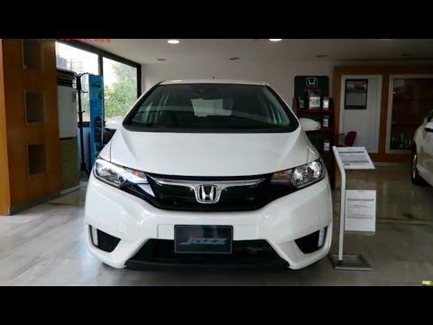 NEW 2017 Honda Jazz - Exterior and Interior