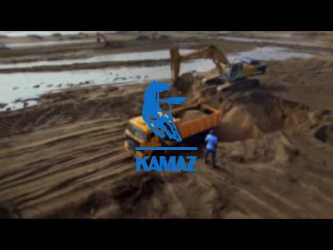 Bell Equipment - Introducing Kamaz Heavy Duty Tippers To Africa