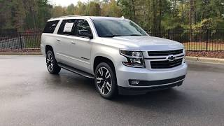 2020 Chevrolet Suburban: Review