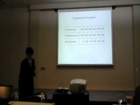 Investigation of Mass Transfer in Gas Shale - Junyi Arthur X