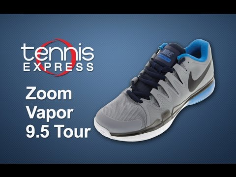 Nike Men's Zoom Vapor 9.5 Tour Shoe Review | Tennis Express