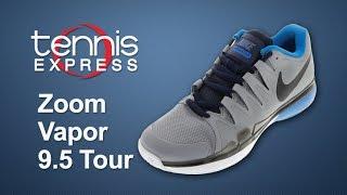 Nike Men's Zoom Vapor 9.5 Tour Shoe Review | Tennis Express