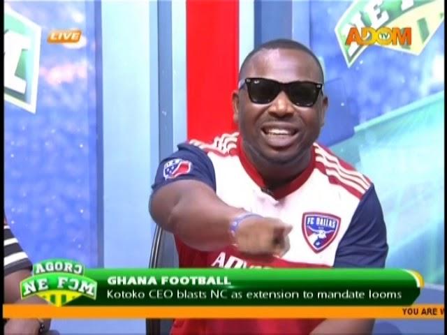Ghana Football - Agoro Ne Fom on Adom TV (24-1-19)