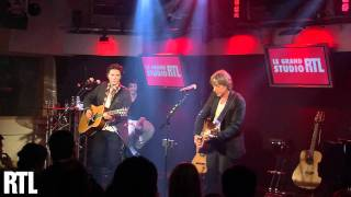 Sur la route en live avec Raphael et Jean-Louis Aubert sur RTL