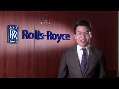 The Success Story of Doing Business in Thailand (Rolls-Royce)
