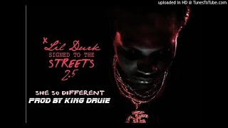 She So Different - Lil Durk Type Beat ( Prod By King Druie )