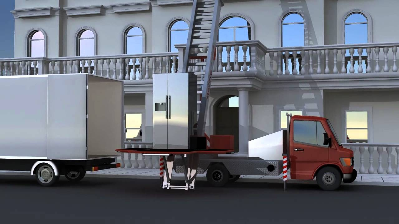 Haul It Up - Furniture Lift Hire Services