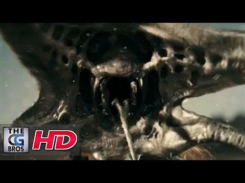 "CGI VFX Spot 1080 : ""Unleash The Beast""  by - Richard Lee"