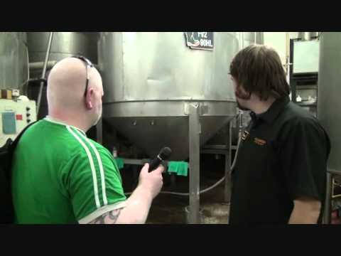 In Depth Tour at Wellington Brewery in Guelph : ARBR Beerumentary Series