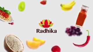 Интернет-магазин Радхика - натуральные продукты питания, товары для здоровья