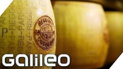 Weg des Parmesan | Galileo | Galileo | ProSieben