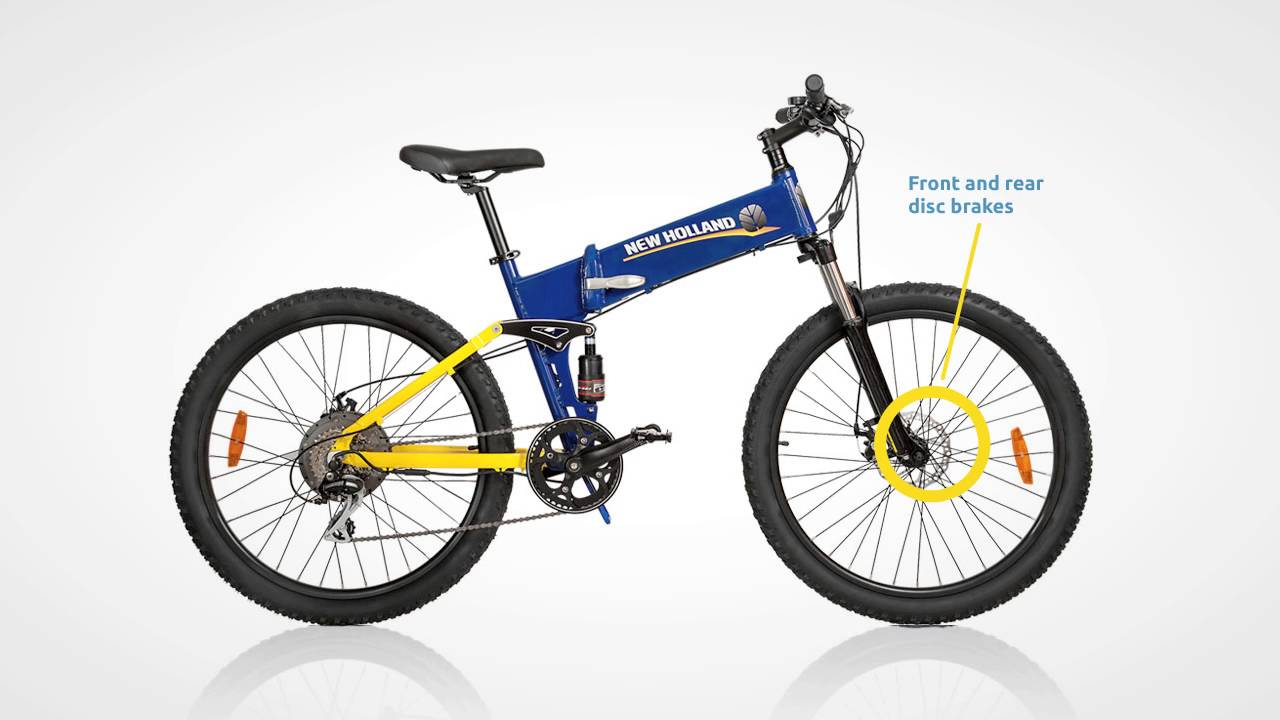 New Holland Ebike