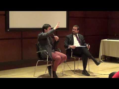 Conversatorio con Juan Pablo Carreño- Segunda parte