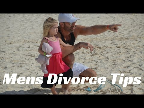 How Men Can Get Divorced Like a Boss, See Kids More & Keep Stuff.