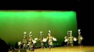 Tari Enggang Kalimantan Timur