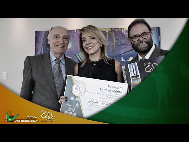Entrevista com Vice presidente da Rodopoulos CCV Lígia Meirelles | Jornalista Paulo Fayad