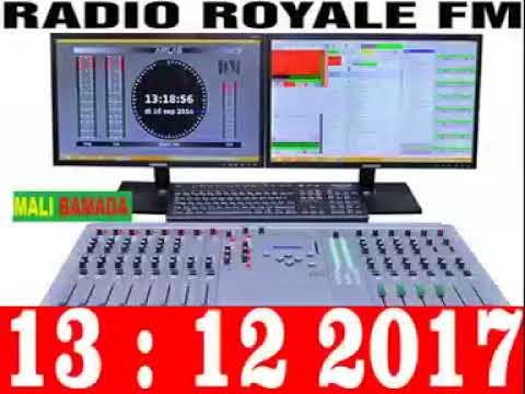 RADIO ROYALE FM, 13/12/2017