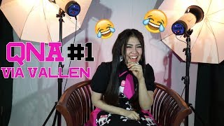 VLOG VIA VALLEN - Q And A with Via Vallen part 1