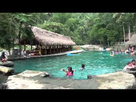 Natural Swimming Pools At Dalitiwan Resort Majayjay