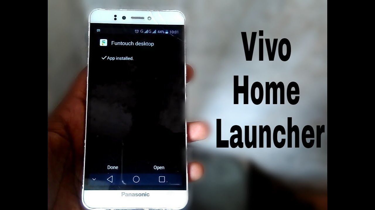 How To Install Vivo Launcher On Android Device