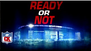 "The New York Giants 2015 ""Ready Or Not"" Promo"